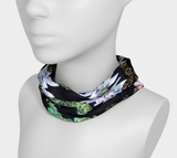 Butterfly and Fern Pattern Multi-Way Wrap