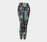 Birds of Paradise 2 Leggings