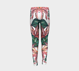 Bird of Paradise Girls Leggings