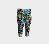 Birds of Paradise Baby Leggings