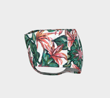 Birds of Paradise Pattern High Waisted Bottoms