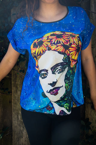 Frida Kahlo Blouse