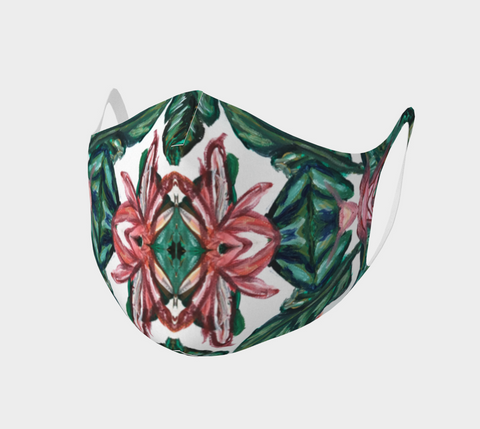 Birds of Paradise Mask