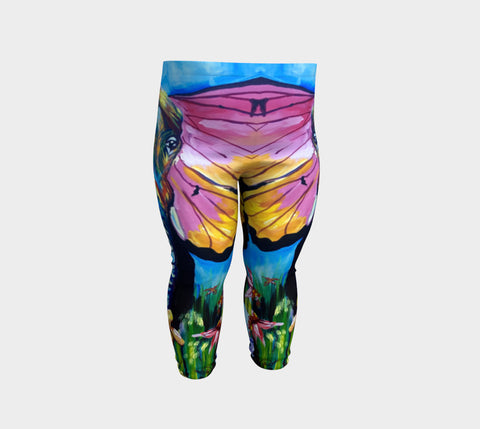 Butterfly Elephant Leggings Baby