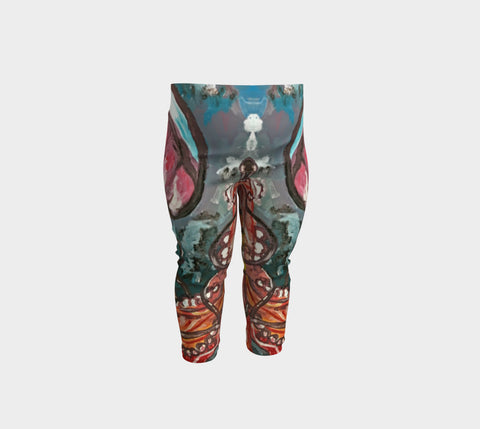 Jellyfish Baby Leggings