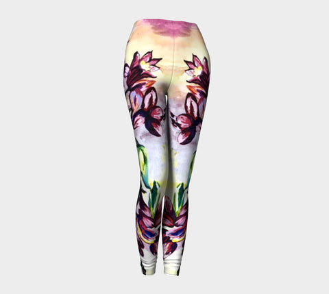 Flower Vine Leggings