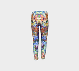 Floral Leggings Girls