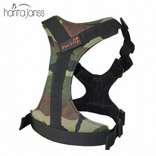 Large Camo Dog Harness