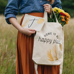 Home Is My Happy Place Tote BagClouds and Currents