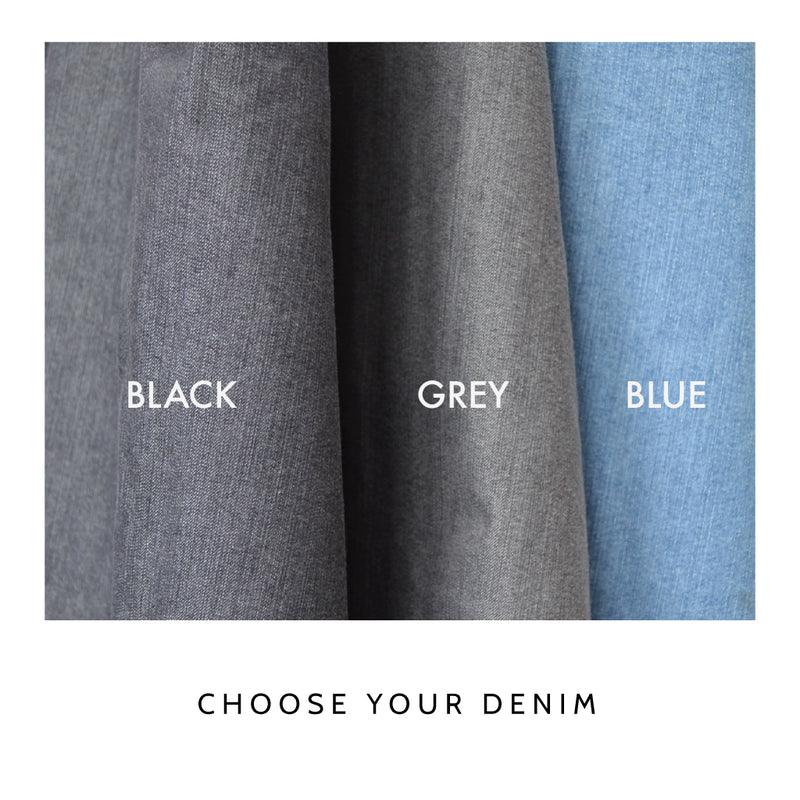 NAME DENIM APRON-clouds-and-currents