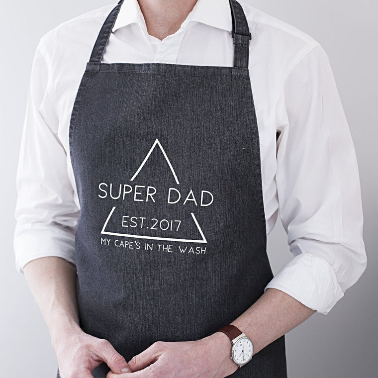 DAD'S CAPE APRON