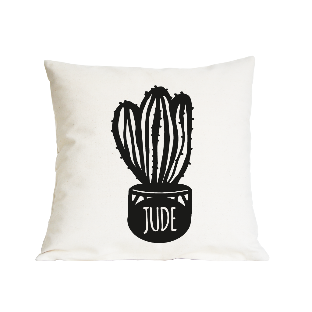 BOTANICAL CACTUS CUSHION-clouds-and-currents