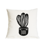 Personalised Cactus Cushion