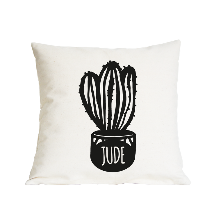 BOTANICAL CACTUS CUSHION