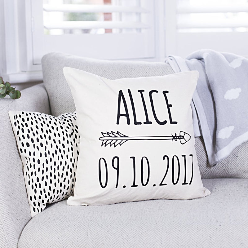 Arrow Nursery Cushion-clouds-and-currents
