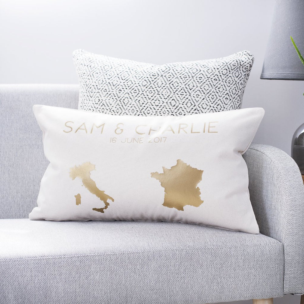 Duo Country Destination Cushion