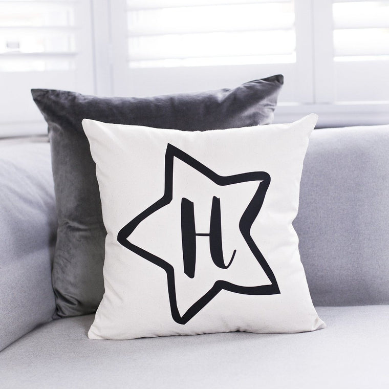 STAR NURSERY CUSHION-clouds-and-currents