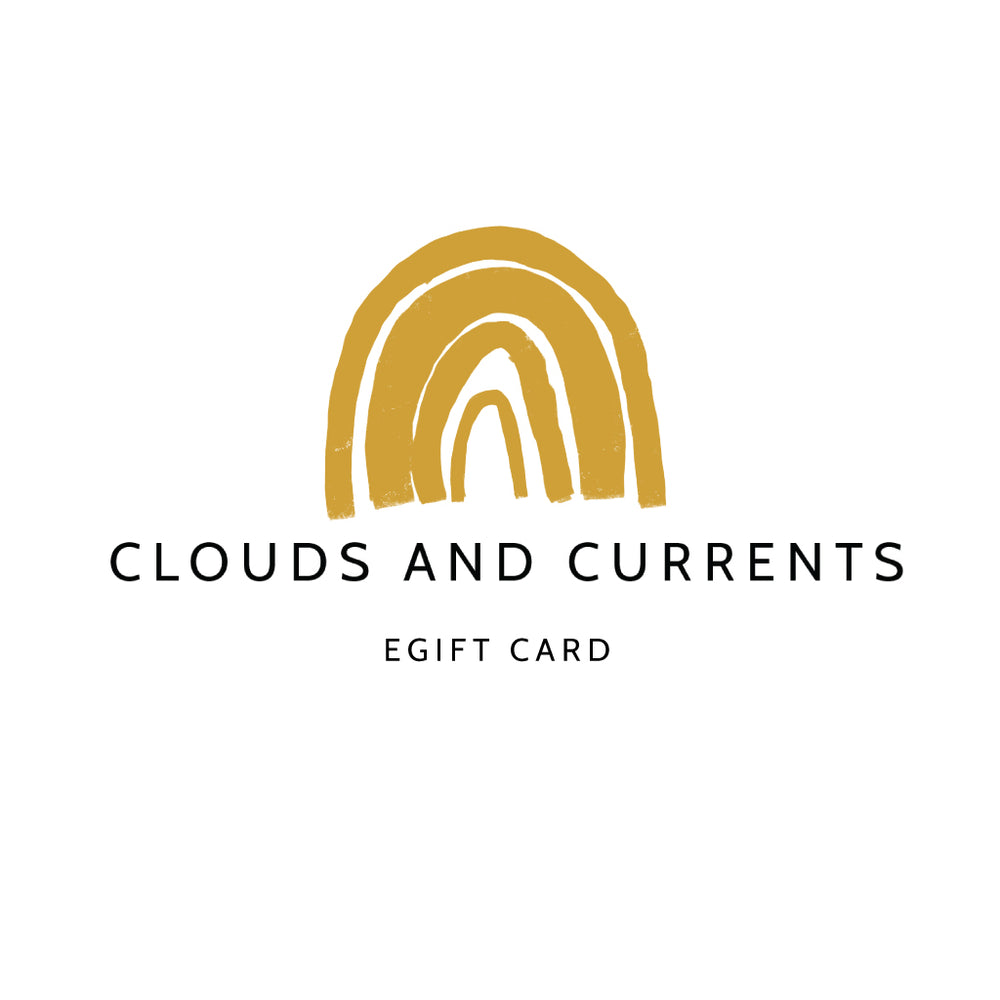 Gift CardClouds and Currents