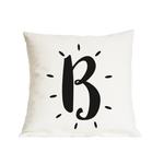 Nursery Glow Initial Cushion