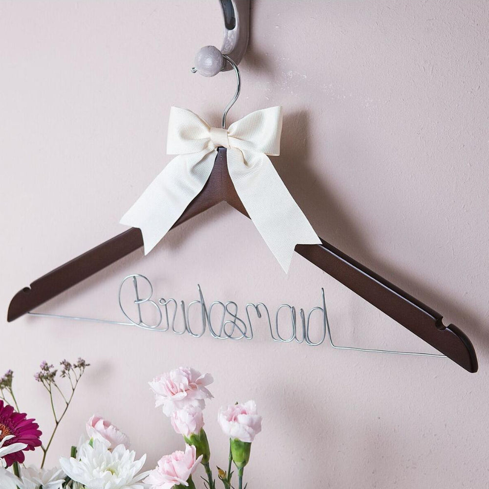 Bridesmaid Wedding Hanger