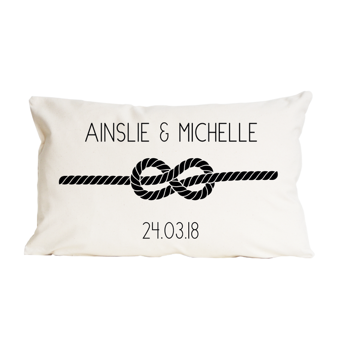 INFINITY LOVE KNOT CUSHION-clouds-and-currents