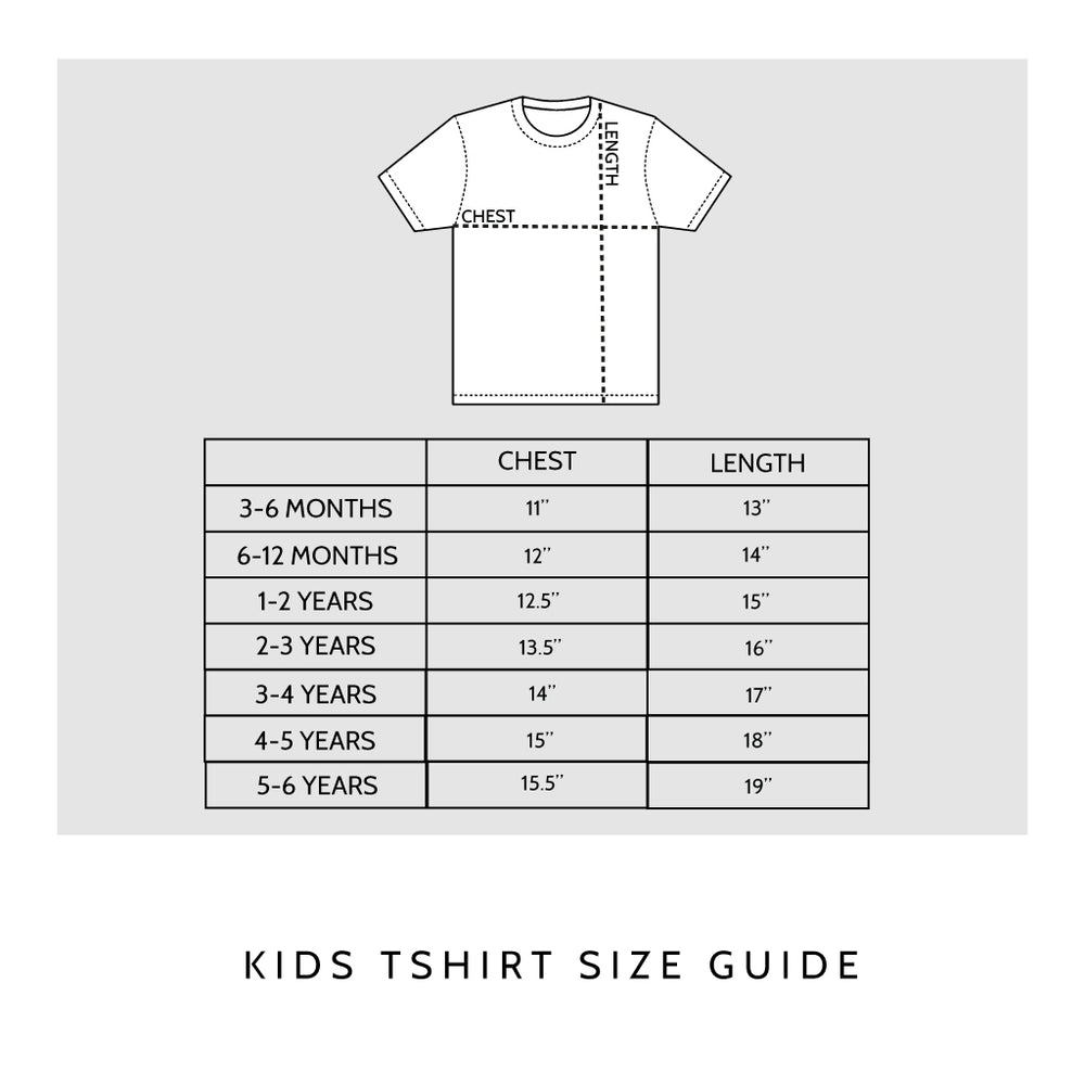 Geometric Number Kid's Birthday T-ShirtClouds and Currents