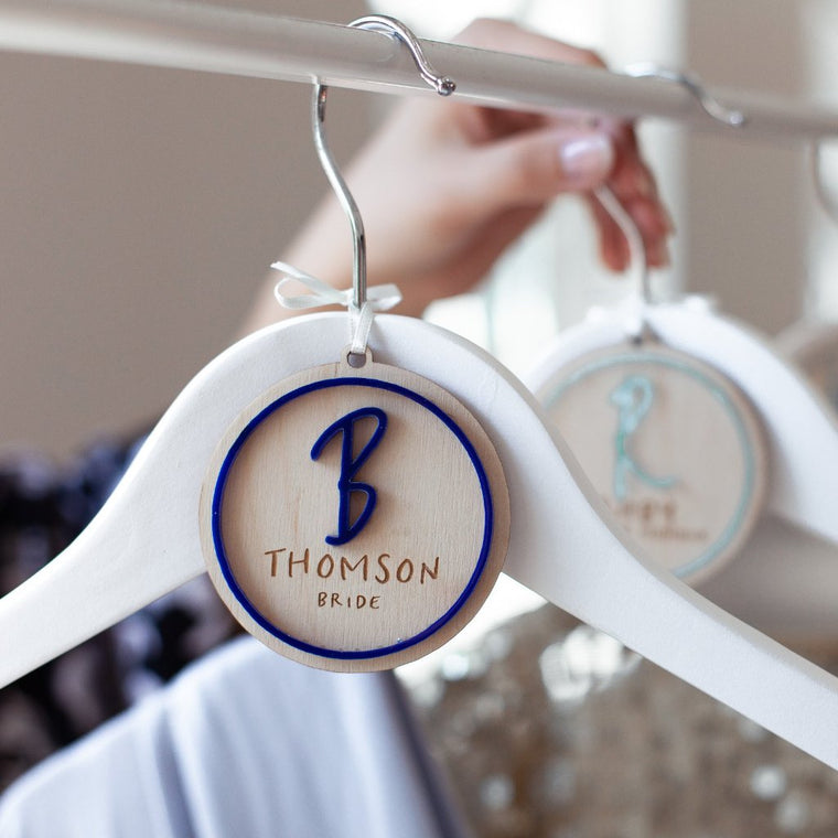 WEDDING BRIDAL HANGER CHARM-clouds-and-currents