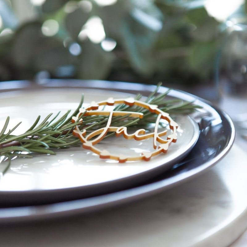 WREATH WEDDING PLACE SETTING-clouds-and-currents