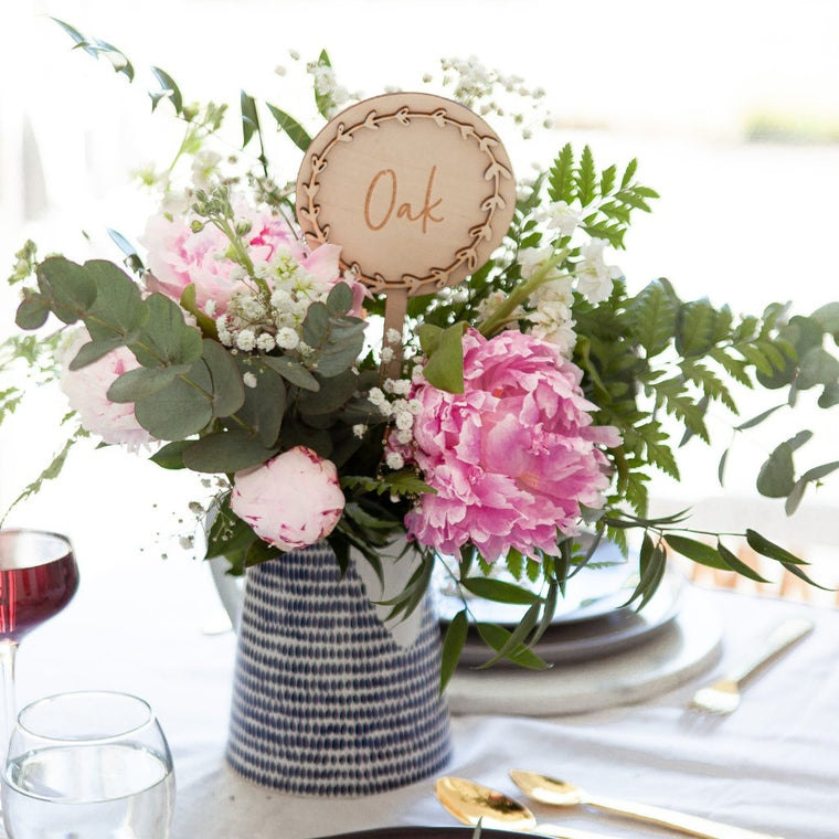 WREATH WEDDING TABLE NAMES-clouds-and-currents