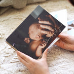 Personalised Photograph New Baby Photo Album