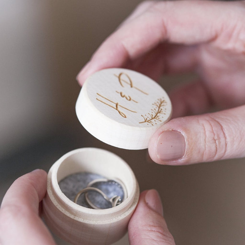 BESPOKE WEDDING RING BOX-clouds-and-currents