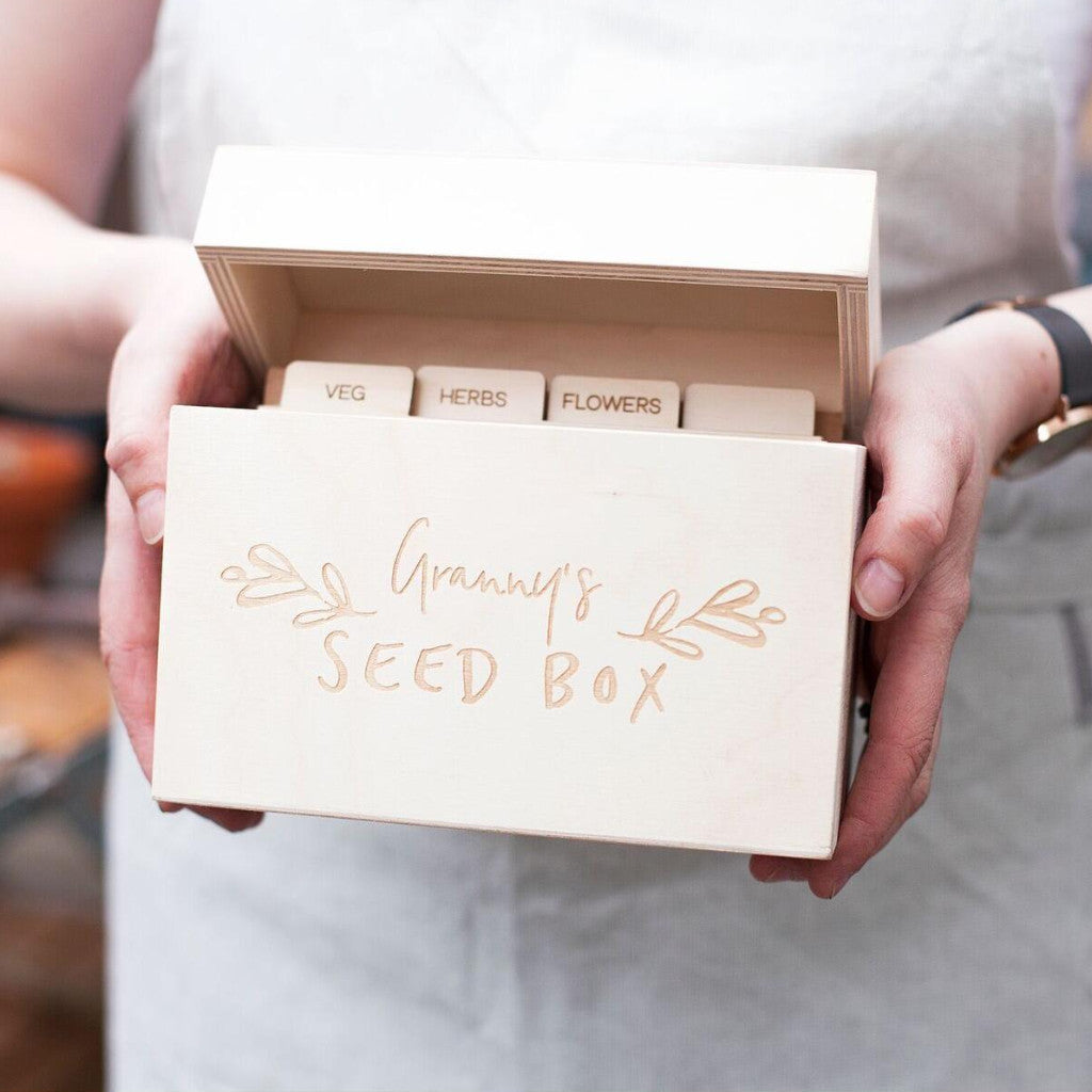 GARDENER'S SEED STORAGE BOX-clouds-and-currents