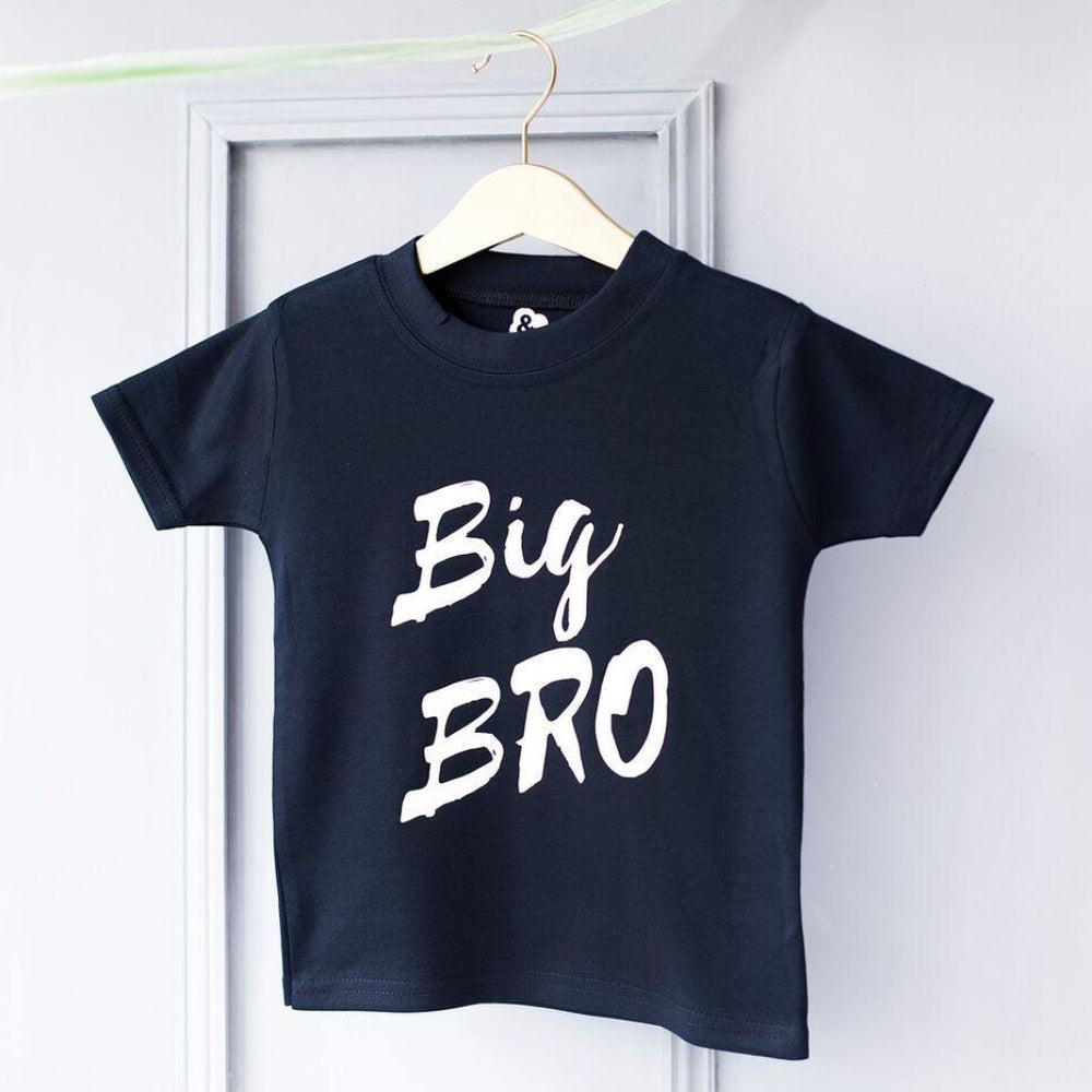 Big Bro Kid's T ShirtClouds and Currents