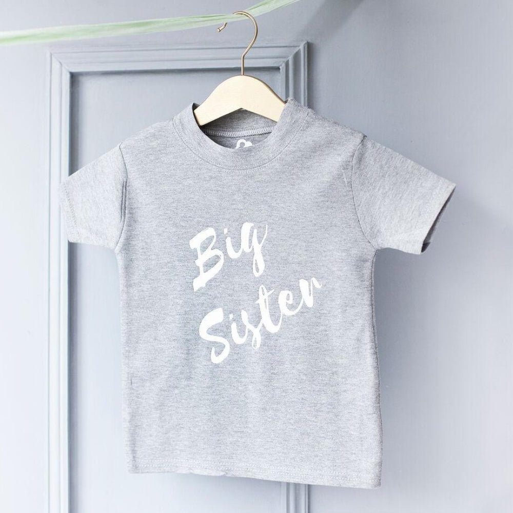Big Sister Kid's T Shirt