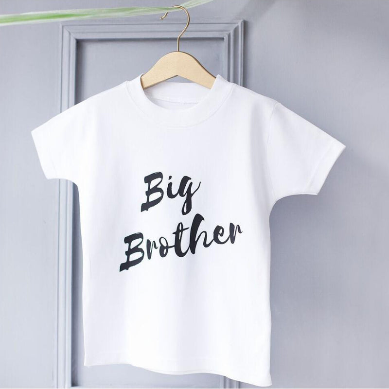 1365eabd Big Brother Children's T-Shirt – Clouds and Currents