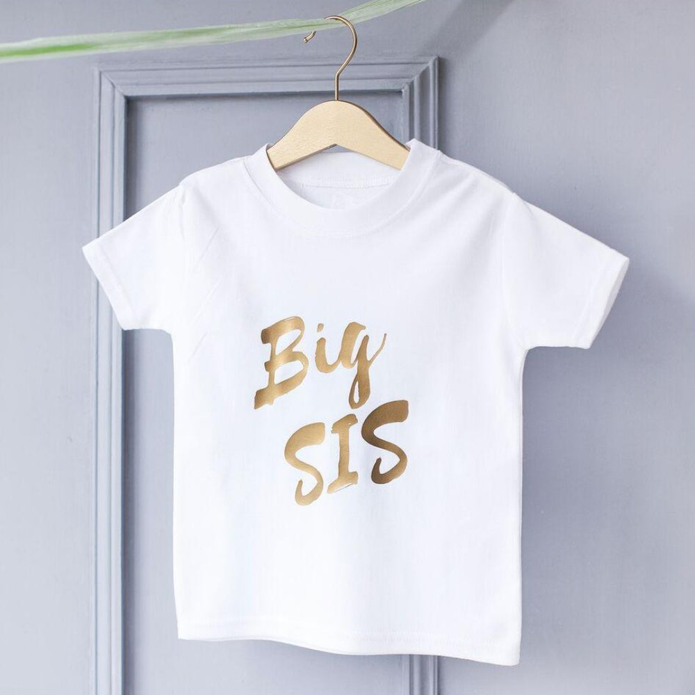 Big Sis Kid's T Shirt