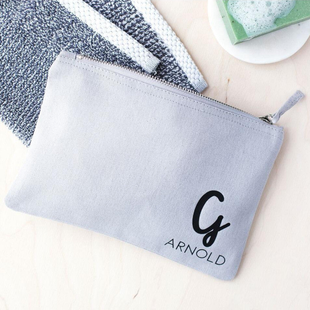 MEN'S INITIAL WASH BAG-clouds-and-currents