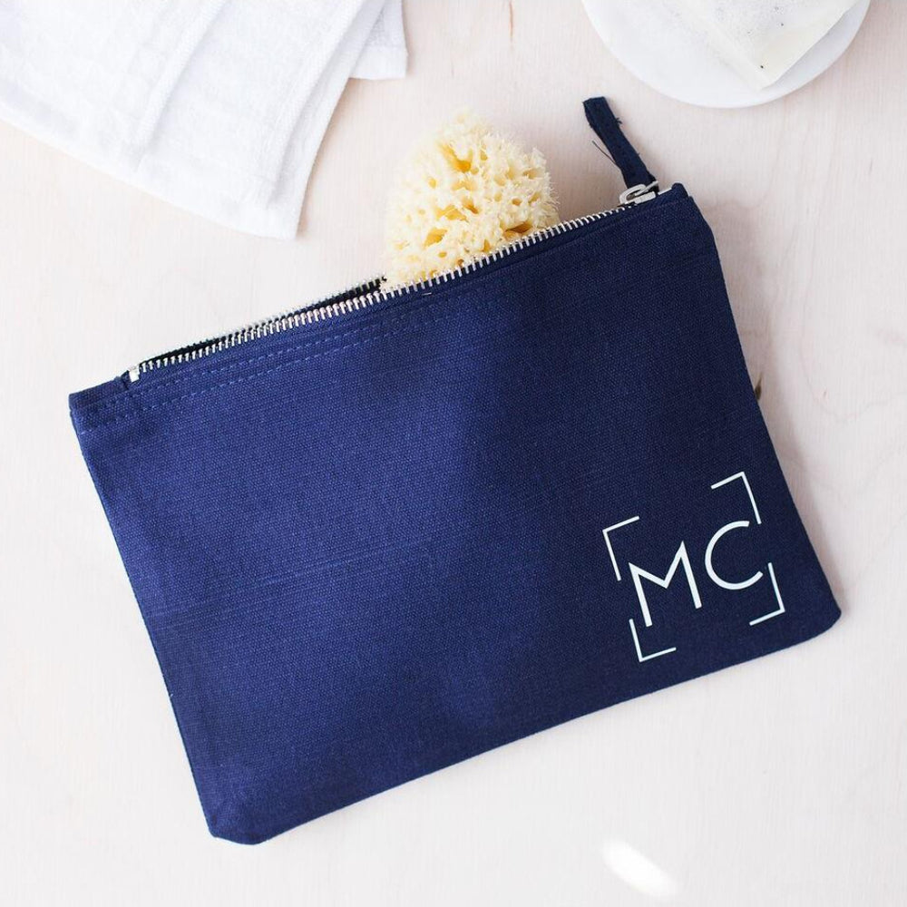 Monogram Wash Bag
