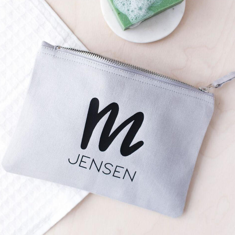 Men's Wash Bag-clouds-and-currents