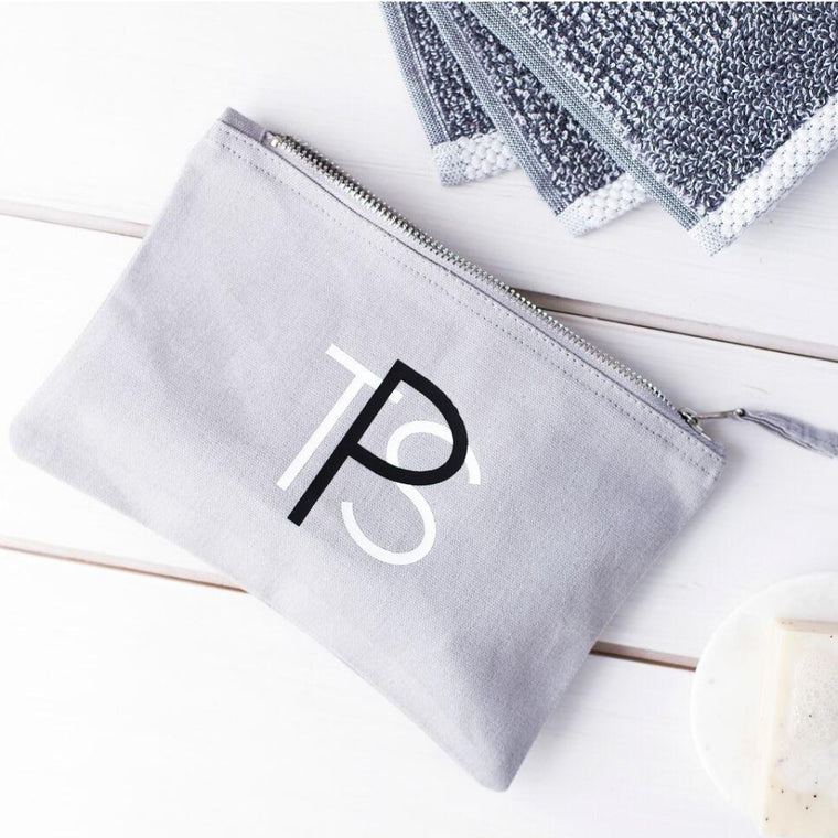 MEN'S MONOGRAM WASH BAG