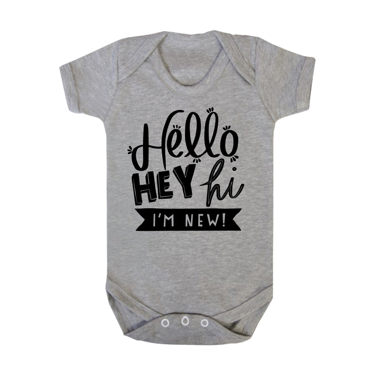Baby Birth Announcement Bodysuit