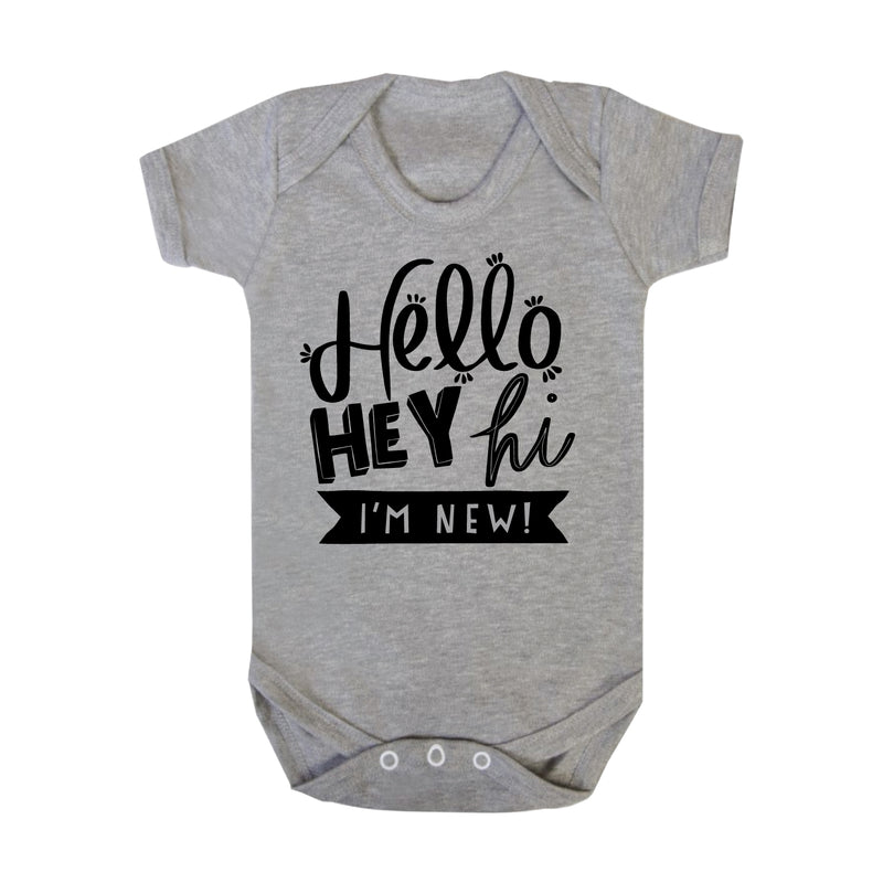 BABY BIRTH ANNOUNCEMENT BODYSUIT-clouds-and-currents