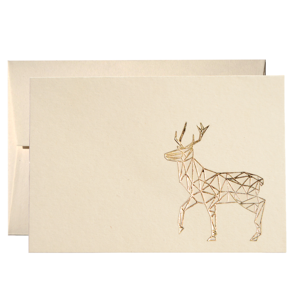 SET OF GEOMETRIC REINDEER CARDS (PPSG-03)-clouds-and-currents