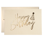 Set Of 50 Birthday Hat Cards (PPSM-07)Clouds and Currents