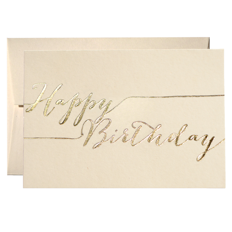 SET OF HAPPY BIRTHDAY CARDS (PPSO-04)