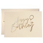 Set Of 50 Birthday Balloon Cards (PPSM-08)Clouds and Currents