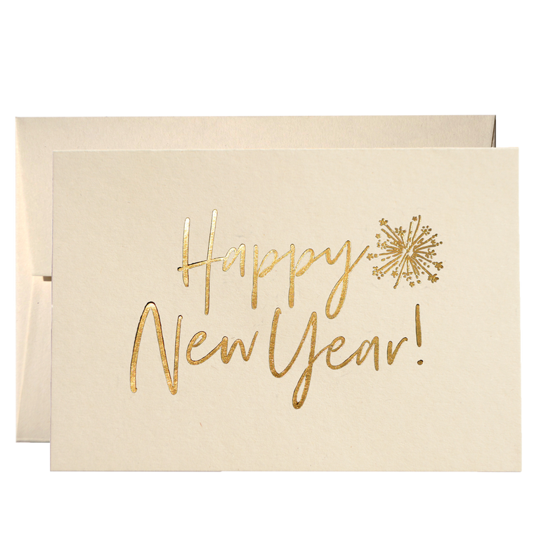 SET OF HAPPY NEW YEAR CARDS (PPSM-04)