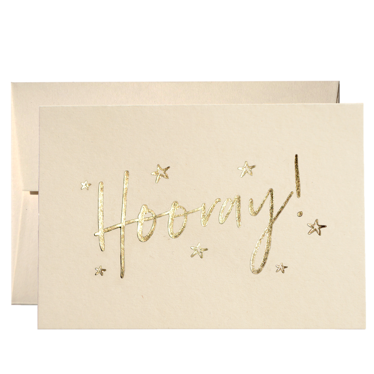 SET OF HOORAY CARDS (PPSM-06)