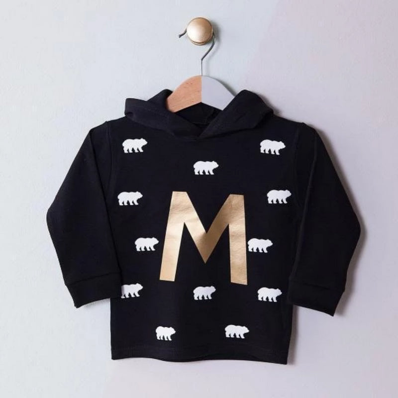 BEARS AND BABY BABYGROW/HOODIE/T-SHIRT