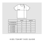 Big Sister Kid's Flag T ShirtClouds and Currents